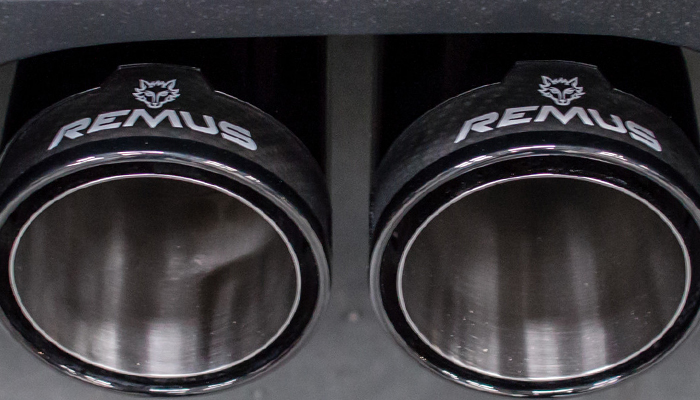 Remus Exhausts for Gen 3 MINIs