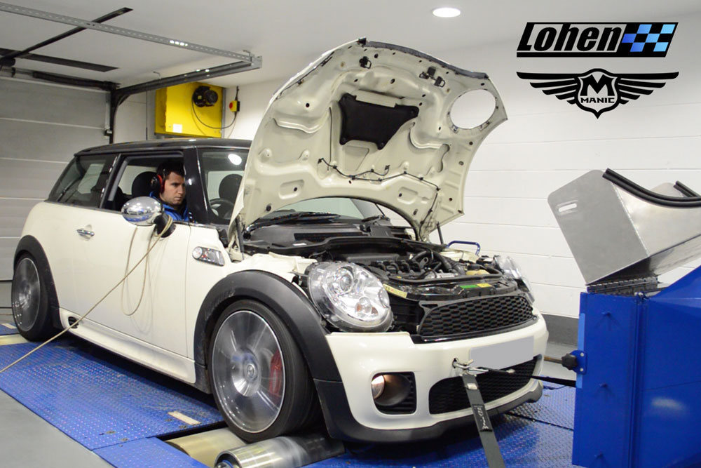 release of Manic Motorsport Mapping for Gen 2 Cooper S & JCW MINIs
