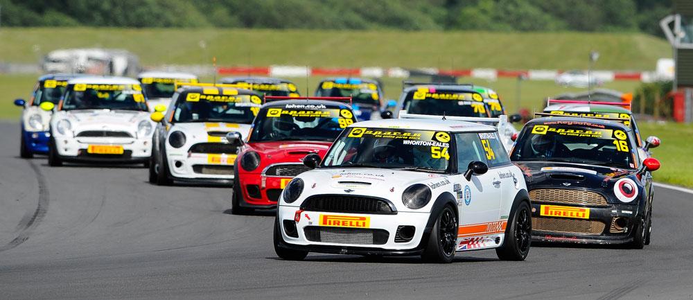 Demo Race Cars Lohen