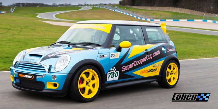 Racing Lohen Supports Super Cooper Cup Race Series