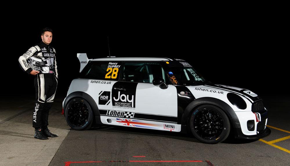 New Mini Racing Team Lohen