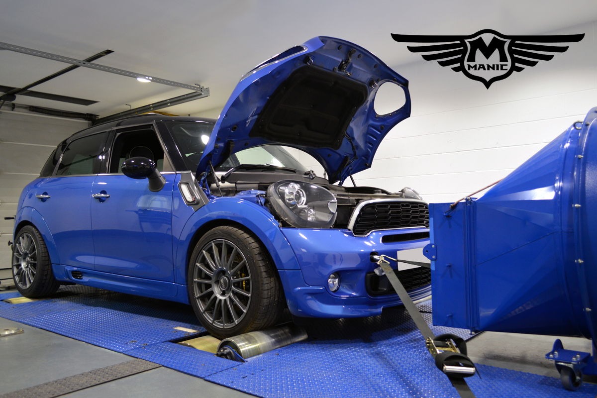 Souvent MINI Countryman Manic Motorsport Remap ECU Tune – R60/R61 UH16