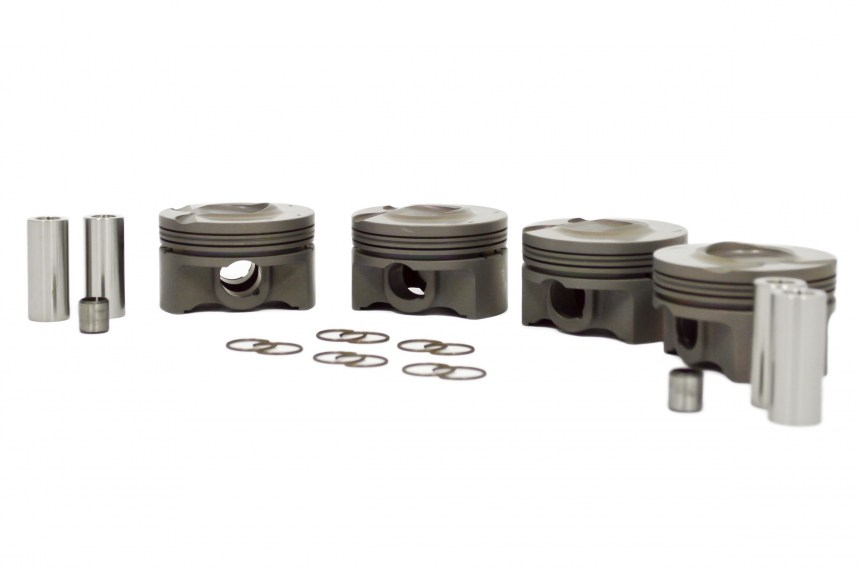 Supertech Forged Pistons Image 2