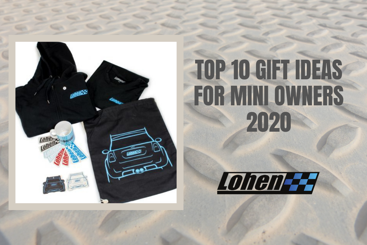 Top 10 Gift Ideas for MINI Owners 2020