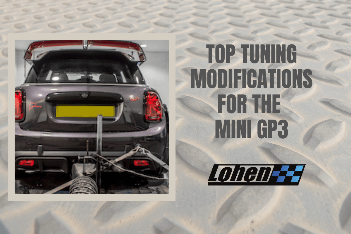 Top Tuning Modifications For The MINI GP3