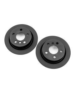 EBC Rear Plain Brake Discs For MINI One - Cooper S F55, F56, F57