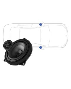 Audison Prima MINI F56+ Door Speaker OEM Upgrade Kit