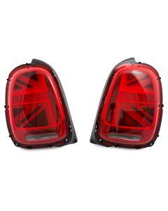 MINI Union Jack LCI LED Rear Tail Lights For F56 / F55