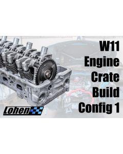 MINI W11 R53/R52 Crate Engine Build - Config 1