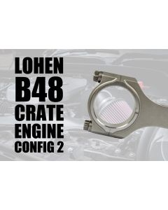 Lohen MINI B48 Forged Crate Engine Build - Config 2
