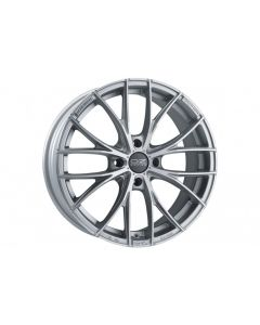 OZ Racing Italia 150 matt race silver diamond cut wheels image - Gen 3 MINI - Lohen