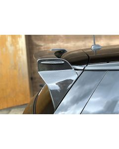RSI C6 MINI F56 Fibreglass / Carbon Rear Spoiler Wing
