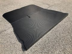 RSI C6 MINI F56 Carbon Fibre Rear Seat Delete