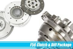 Lohen Gen 3 MINI Helix Clutch & Quaife ATB Package