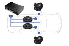 Lohen Audison Prima Complete Audio OEM Upgrade Package - MINI F56+