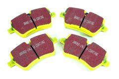 EBC Yellowstuff Rear Brake Pads For MINI Countryman & Paceman