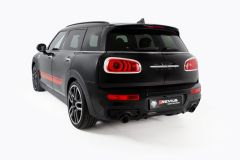Remus Valved Cat Back Exhaust For MINI F54 & F60 JCW ALL4