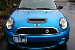 CravenSpeed Platypus License Plate Holder - Gen 2 MINI