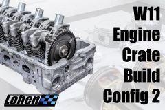 MINI W11 R53/R52 Crate Engine Build - Config 2