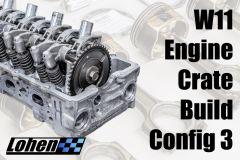 MINI W11 R53/R52 Crate Engine Build - Config 3
