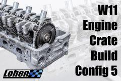 MINI W11 R53/R52 Crate Engine Build - Config 5