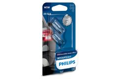Philips W5W WhiteVision Side Light Bulbs For MINI