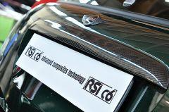 RSI C6 Carbon Fibre Boot / Trunk Handle