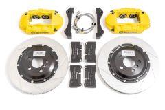 Brembo, GT, 2 Piece, MINI, F55, F56 Big, Brake, Kit, Yellow