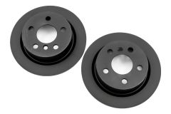 EBC Rear Plain Brake Discs For MINI One - JCW F55, F56, F57