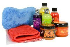 dodo juice, car detailing kit, mini cleaning kit
