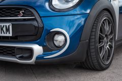 Lohen MINI F56 Cooper S Front Bumper Decal