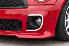 Lohen MINI R56 JCW Front & Rear Bumper Decals