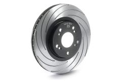 Front Tarox F2000 Grooved Brake Discs For MINI R55/R56/R57/R58/R59