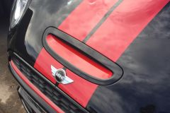 Lohen MINI F56 Bonnet Scoop Decal