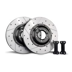 Tarox MINI F56 Rear Brake Kit Disc Upgrade