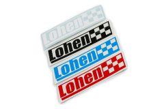 Lohen Logo Stickers