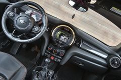 RSI C6 MINI F56 Carbon Fibre Dash Covers