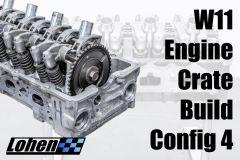 MINI W11 R53/R52 Crate Engine Build - Config 4
