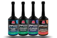 Millers EPP, Millers engine flush, millers injector cleaner,