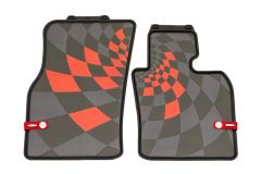 MINI JCW All Weather Mats - Front