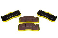 mini rear brake pads, yellowstuff rear brake pads, mini f56 rear brake pads