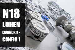 Lohen Forged Engine Build Kits - N18 - Config 1