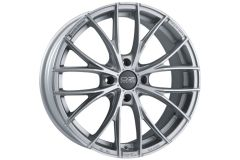 OZ Racing Italia 150 matt race silver diamond cut wheels image - Gen 3 MINI - Lohen